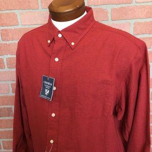 Cremieux Mens Oxford Shirt XL 2XB 3XB 3XT (NN,3P)